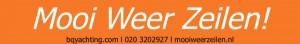 Mooi Weer Zeilen, BQ Yachting logo l Zeilvakantie l flottielje zeilen - Mooi weer zeilen, BQ Yachting