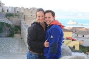 Querijn en Karien Nafplio l BQ Yachitng, Zeilen in Griekenland