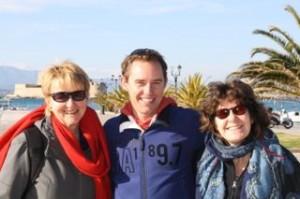 Querijn met moeders l BQ Yachting, Zeilen in Griekenland