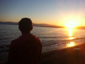 Zonsondergang Querijn - Mooi Weer Zeilen, BQ Yachting
