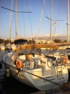 Portokali l Beneteau Cyclades 43.4 l Zeiljacht huren in Griekenland - BQ Yachting, Mooi Weer Zeilen