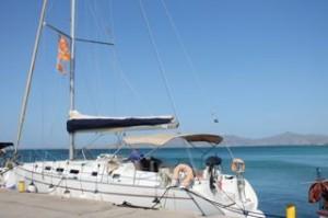 werken vanuit Angistri, Saronische Golf - BQ Yachting, Mooi Weer Zeilen!