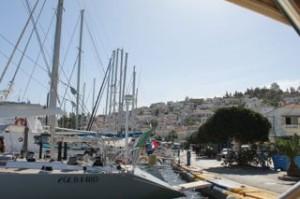 Poros l Zeilen in Griekenland - BQ Yachting, Mooi Weer Zeilen