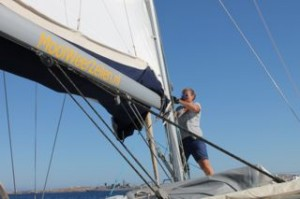 Zeilen op Portokali l Zeilen in Griekenland - BQ Yachting, Mooi Weer Zeilen!