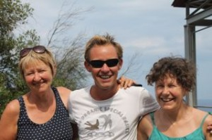 Familie van Gennep - BQ Yachting l Mooi Weer Zeilen