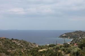 UItzicht Leonidhio, Peloponnesos - BQ Yachting l Mooi Weer Zeilen!