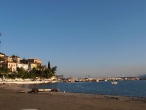 Astros l Zeilen in Griekenland l Argolische Golf l BQ Yachting