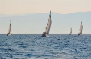 Zeilen in Griekenland l Saronische Golf l flottieljezeilen l BQ Yachting