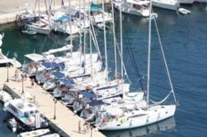 Flottielje zeilen l Zeilen in Griekenland l Zeilen in de Ionische Zee l BQ Yachting