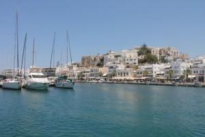 Naxos l Zeilen in Griekenland l Zeilen op de Cyclades l BQ Yachting